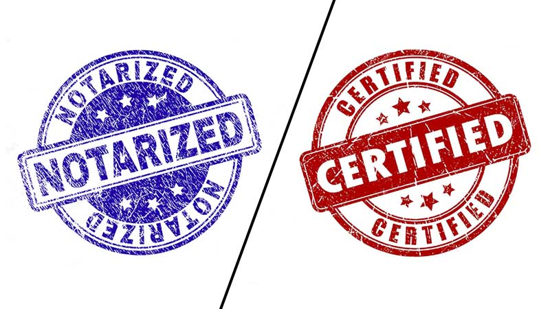 Notarized vs. Certified Translation: Avoid Costly Confusion